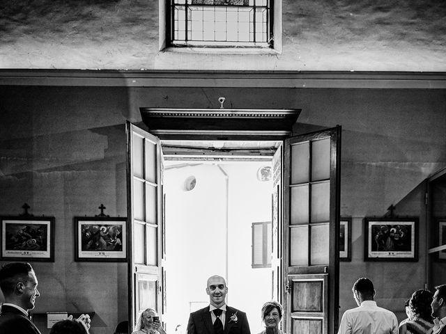 Il matrimonio di Fabio e Veronica a Cernusco sul Naviglio, Milano 43