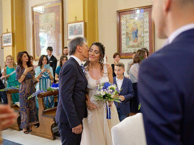 Il matrimonio di Fabio e Veronica a Cernusco sul Naviglio, Milano 47