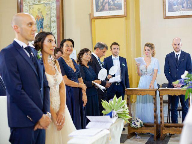 Il matrimonio di Fabio e Veronica a Cernusco sul Naviglio, Milano 52