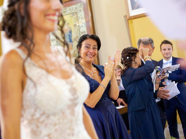 Il matrimonio di Fabio e Veronica a Cernusco sul Naviglio, Milano 57