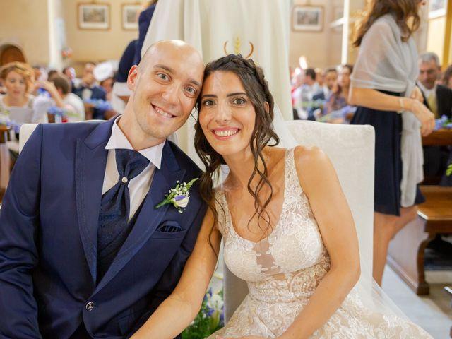 Il matrimonio di Fabio e Veronica a Cernusco sul Naviglio, Milano 59