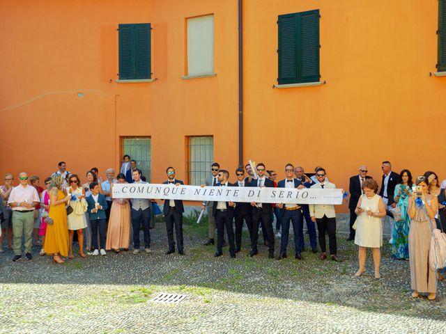 Il matrimonio di Fabio e Veronica a Cernusco sul Naviglio, Milano 62