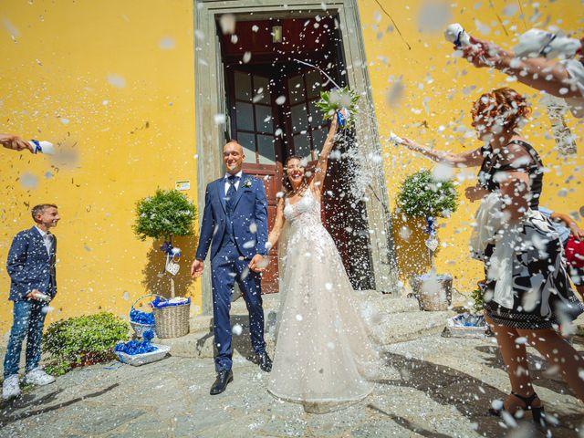 Il matrimonio di Fabio e Veronica a Cernusco sul Naviglio, Milano 65