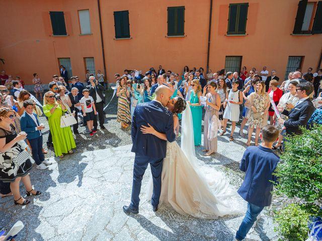 Il matrimonio di Fabio e Veronica a Cernusco sul Naviglio, Milano 67