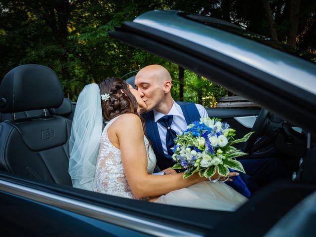 Il matrimonio di Fabio e Veronica a Cernusco sul Naviglio, Milano 74