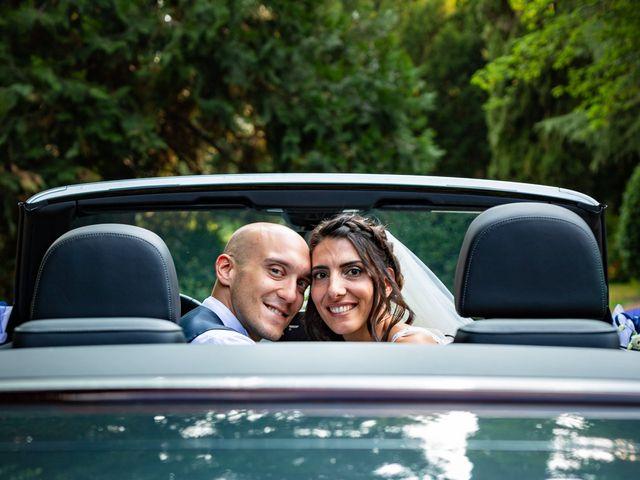 Il matrimonio di Fabio e Veronica a Cernusco sul Naviglio, Milano 76