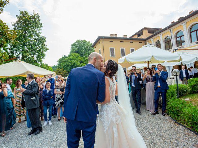 Il matrimonio di Fabio e Veronica a Cernusco sul Naviglio, Milano 79