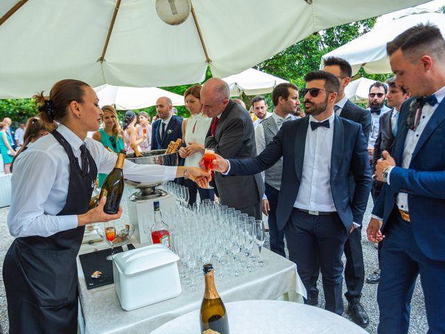 Il matrimonio di Fabio e Veronica a Cernusco sul Naviglio, Milano 81