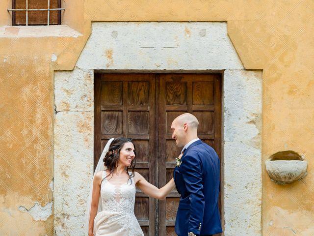 Il matrimonio di Fabio e Veronica a Cernusco sul Naviglio, Milano 89
