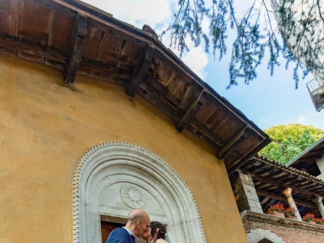 Il matrimonio di Fabio e Veronica a Cernusco sul Naviglio, Milano 90