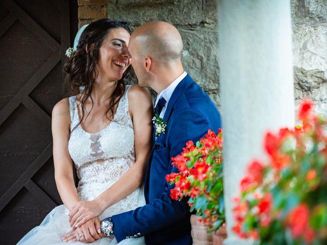 Il matrimonio di Fabio e Veronica a Cernusco sul Naviglio, Milano 92