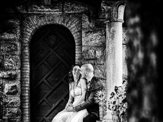 Il matrimonio di Fabio e Veronica a Cernusco sul Naviglio, Milano 93