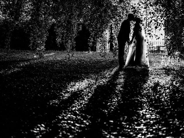 Il matrimonio di Fabio e Veronica a Cernusco sul Naviglio, Milano 96