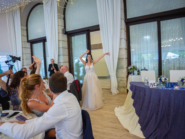 Il matrimonio di Fabio e Veronica a Cernusco sul Naviglio, Milano 98