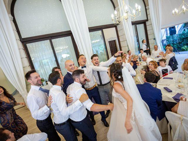 Il matrimonio di Fabio e Veronica a Cernusco sul Naviglio, Milano 101
