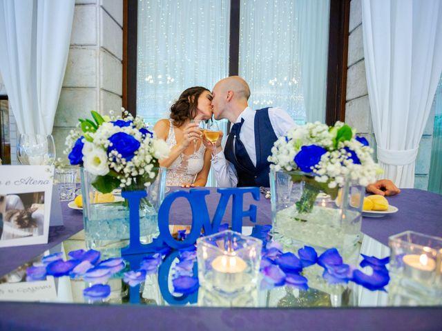 Il matrimonio di Fabio e Veronica a Cernusco sul Naviglio, Milano 102