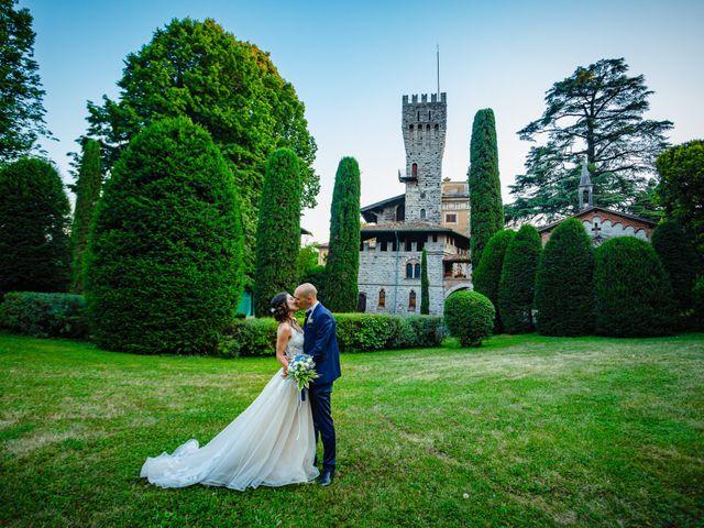 Il matrimonio di Fabio e Veronica a Cernusco sul Naviglio, Milano 106