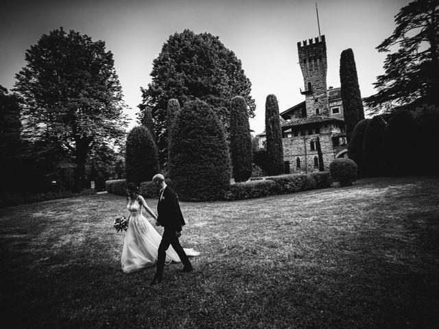 Il matrimonio di Fabio e Veronica a Cernusco sul Naviglio, Milano 107