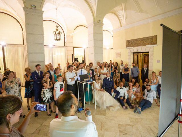 Il matrimonio di Fabio e Veronica a Cernusco sul Naviglio, Milano 114