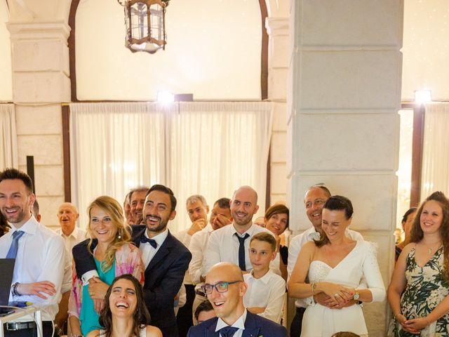 Il matrimonio di Fabio e Veronica a Cernusco sul Naviglio, Milano 115