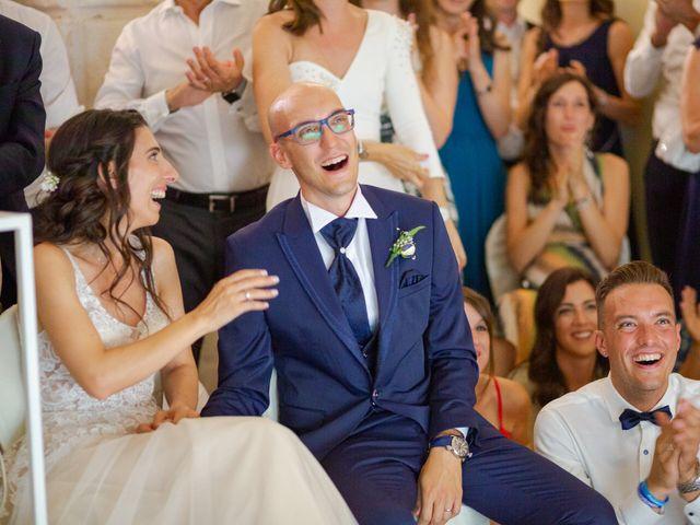 Il matrimonio di Fabio e Veronica a Cernusco sul Naviglio, Milano 116