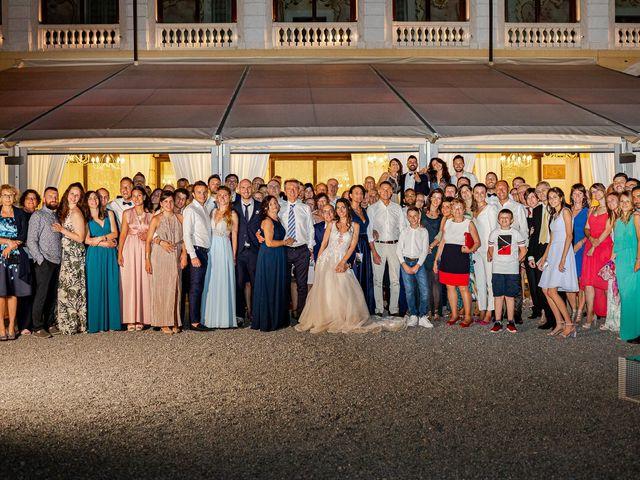 Il matrimonio di Fabio e Veronica a Cernusco sul Naviglio, Milano 120