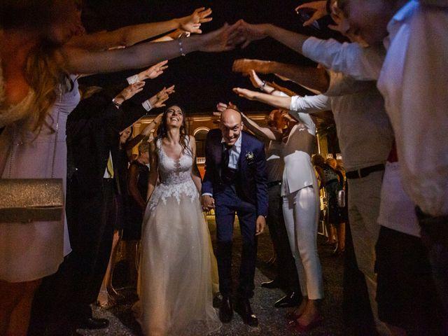 Il matrimonio di Fabio e Veronica a Cernusco sul Naviglio, Milano 121