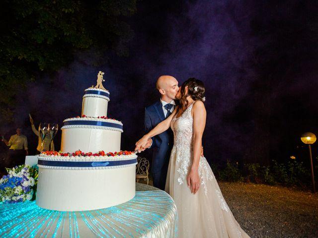 Il matrimonio di Fabio e Veronica a Cernusco sul Naviglio, Milano 122