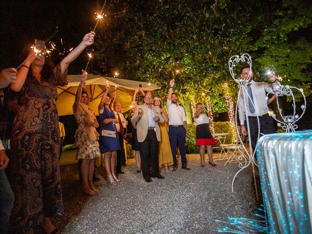 Il matrimonio di Fabio e Veronica a Cernusco sul Naviglio, Milano 123