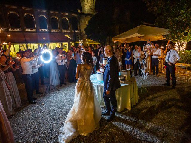 Il matrimonio di Fabio e Veronica a Cernusco sul Naviglio, Milano 124