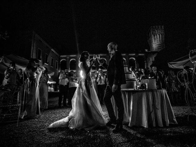Il matrimonio di Fabio e Veronica a Cernusco sul Naviglio, Milano 125