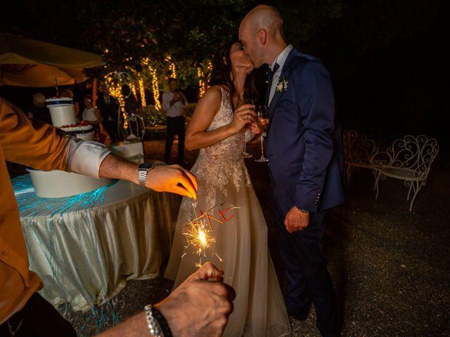 Il matrimonio di Fabio e Veronica a Cernusco sul Naviglio, Milano 126