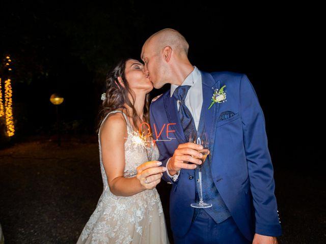 Il matrimonio di Fabio e Veronica a Cernusco sul Naviglio, Milano 127