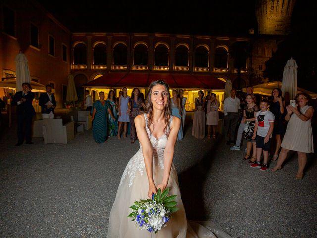 Il matrimonio di Fabio e Veronica a Cernusco sul Naviglio, Milano 128