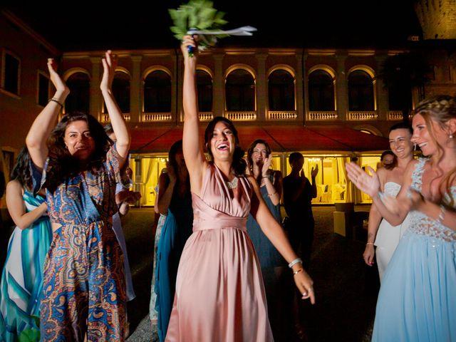 Il matrimonio di Fabio e Veronica a Cernusco sul Naviglio, Milano 130