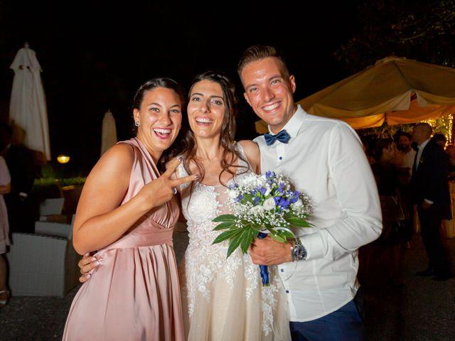 Il matrimonio di Fabio e Veronica a Cernusco sul Naviglio, Milano 131