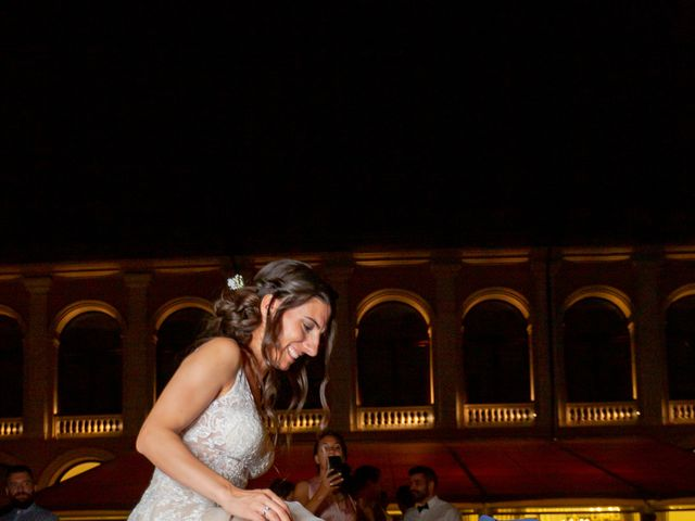 Il matrimonio di Fabio e Veronica a Cernusco sul Naviglio, Milano 132