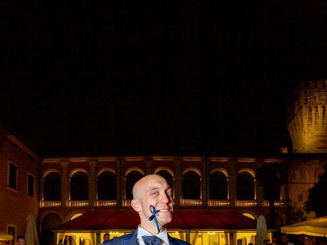 Il matrimonio di Fabio e Veronica a Cernusco sul Naviglio, Milano 133