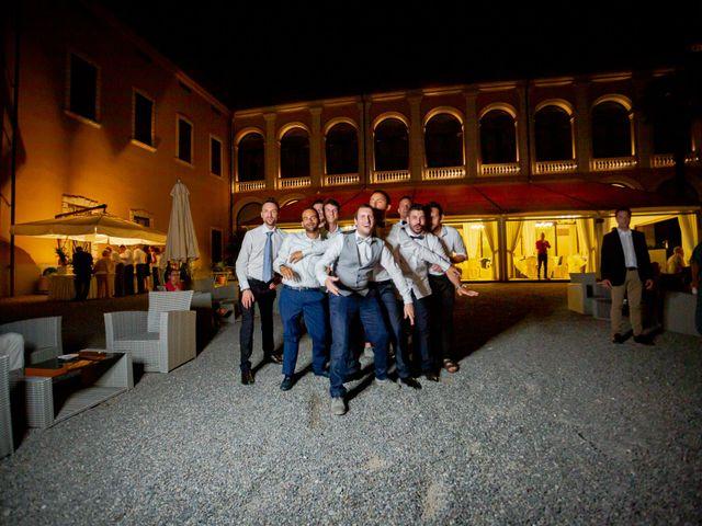 Il matrimonio di Fabio e Veronica a Cernusco sul Naviglio, Milano 134