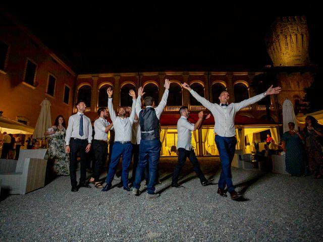 Il matrimonio di Fabio e Veronica a Cernusco sul Naviglio, Milano 135