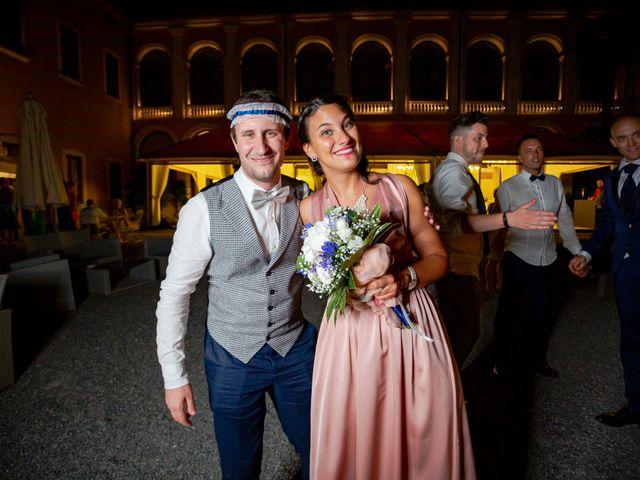 Il matrimonio di Fabio e Veronica a Cernusco sul Naviglio, Milano 137