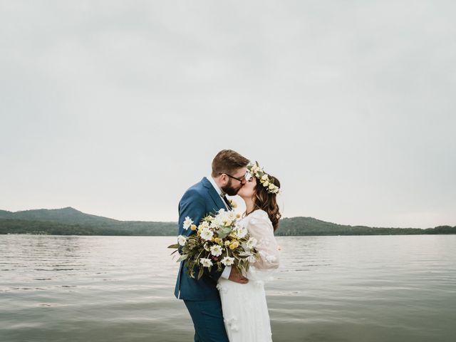 Le nozze di Emma e Erik