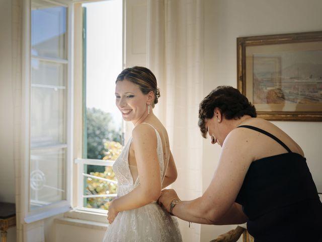 Il matrimonio di Alessandro e Martina a Lerici, La Spezia 15