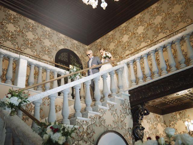 Il matrimonio di Alessandro e Martina a Lerici, La Spezia 18