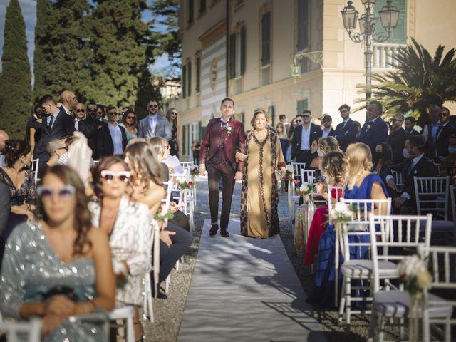 Il matrimonio di Alessandro e Martina a Lerici, La Spezia 31