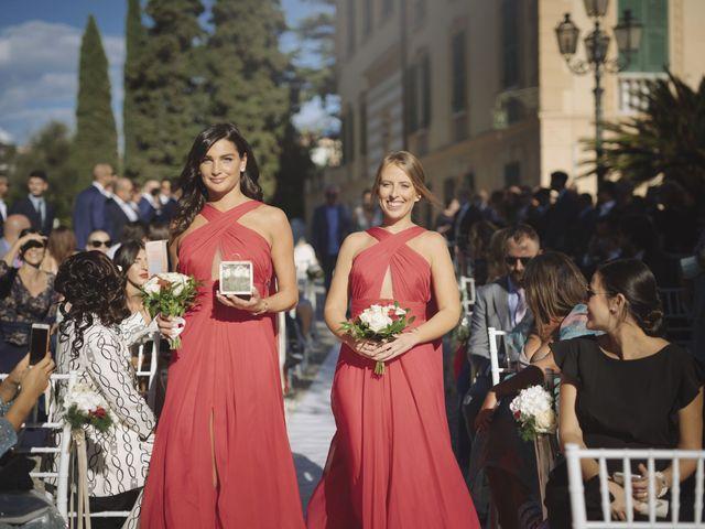 Il matrimonio di Alessandro e Martina a Lerici, La Spezia 33