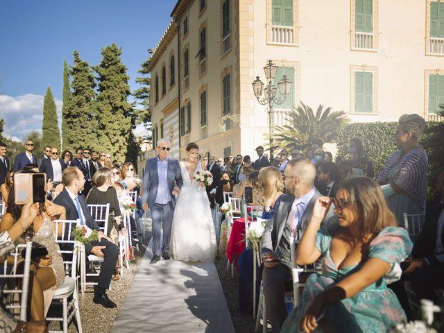 Il matrimonio di Alessandro e Martina a Lerici, La Spezia 34
