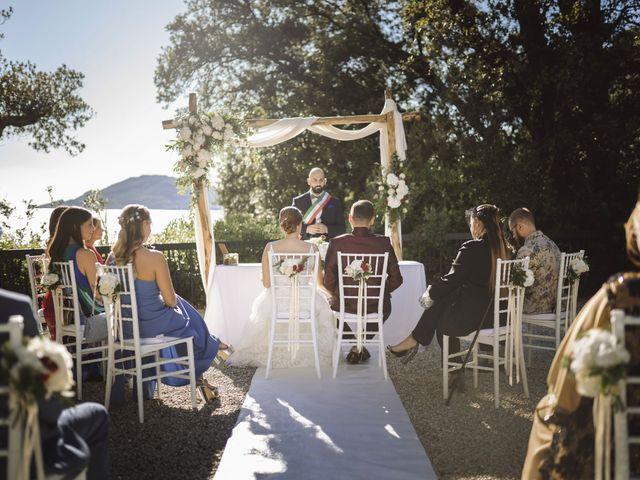 Il matrimonio di Alessandro e Martina a Lerici, La Spezia 35