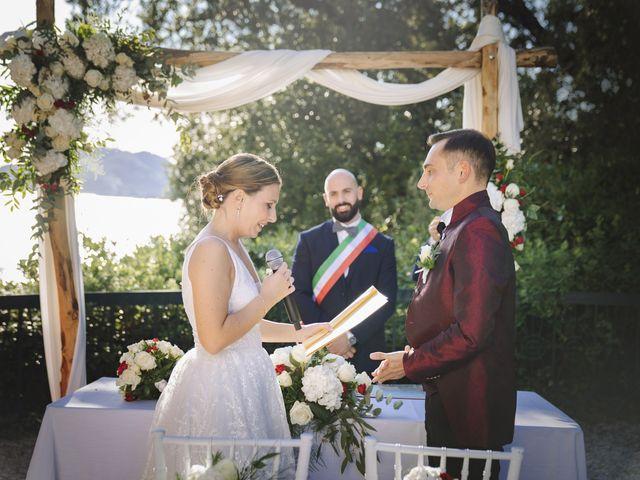 Il matrimonio di Alessandro e Martina a Lerici, La Spezia 37