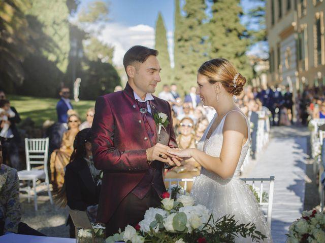 Il matrimonio di Alessandro e Martina a Lerici, La Spezia 38